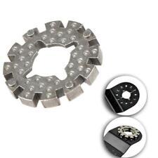Useful Oscillating Multi Shank Multimaster Power Saw Blades Adapter Tools Kit