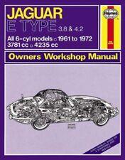 Jaguar E-type Haynes Owners Workshop Manual  ........................  3.8 & 4.2