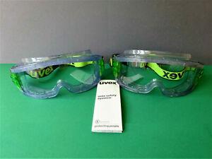 2 Schutzbrillen  Uvex Ultravision 9301 Arbeitsschutzmittel Schutzmittel
