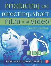 Producing and Directing the Short Film and Video 4th Edition Like New Free Ship