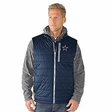 NFL Officially Licensed Dallas Cowboys Double Track Trail 3-in-1 Sys Jacket L