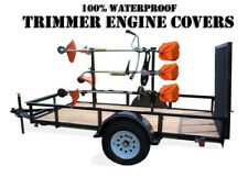ORANGE Trimmer Engine Covers, Edger, Pole Saw, Hedge Trimmer - 100% Waterproof