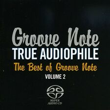 Vol. 2-True Audiophile-Best Of Groove Note - Groove Note (2009, SACD NUOVO) Sacd