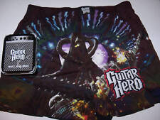 Guitar Hero Black PJ Pajama Sleep Boxer Shorts In Gift Tin Mens Size Large NWT