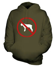 CYNOPHOBIA (FEAR OF DOGS) UNISEX HOODIE TOP GIFT PHOBIA SCARED