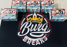 New listing 2021 NFL DONRUSS BLASTER BOX BREAK X5 BUFFALO BILLS #24
