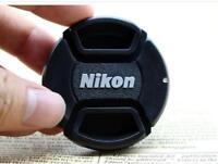 1 X New 55mm  Front Lens Cap for NIKON