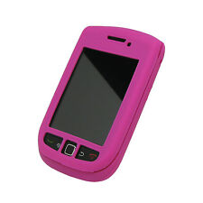 for Blackberry Torch Pink Case Skin+Car Charger
