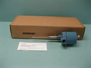 "Rosemount 0068 L21N00N050E5 Temperature Sensor  (5"" Immersion Length) NEW"