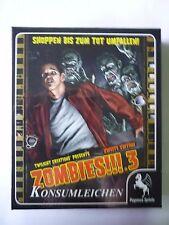 ZOMBIES!!! 3 KONSUMLEICHEN (OVP) von Pegasus Spiele - Zweite Edition