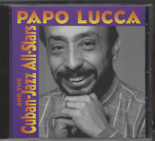 FANIA Mega RARE Papo Lucca CUBAN-JAZZ ALL-STARS Vol.1 obsession PICADILLO janus