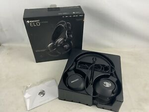 Untested Customer Returns Roccat Elo X Stereo PC, Xbox, PS5, PS4 Headset - Black
