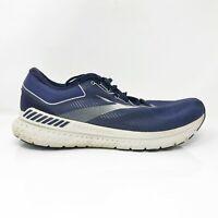 Brooks Mens Transcend 7 1103311D467 Blue Running Shoes Lace Up Size 12 B
