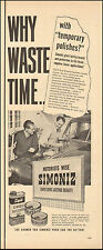1950 Vintage ad for Simoniz Car Wax`Retro Car Photo  052317)