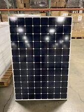 (Lot of 20) Sunpower 320w Silver Frame 96 Cell Solar Panel SPR-320E-WHT-D