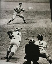 JACKIE ROBINSON CLASSIC FIRST HOME RUN FOR THE BROOKLYN DODGERS #42