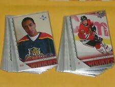 2005-06 Upper Deck Young Guns Hockey Cards Lot of 66 No Dub