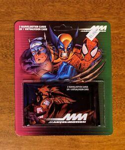 1996 Skybox Marvel Motion - 1 Sealed Pack