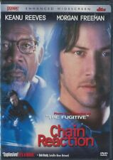 Chain Reaction (DVD, 2000, Canadain,Widescreen) BRAND NEW - Keanu Reeves