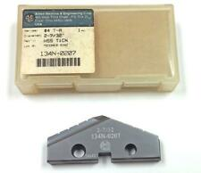 2 732 Series 4 T A Drill Insert 134n 0207 Hss Ticn Coated Pack Of 1