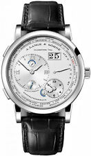 A.lange & Sohne Lange 1 Time Zone Luminous 18kt White Gold 41.9mm 116.039 World