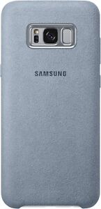 Samsung Schutz-/Design-Cover Alcantara Cover für Galaxy S8+