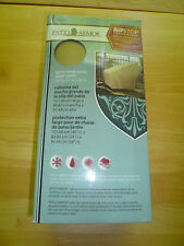 """NEW Patio Armor Rip Stop Patio Chair Cover EXTRA Lg 40"""" L x 33"""" W x 36""""H SF46612"""