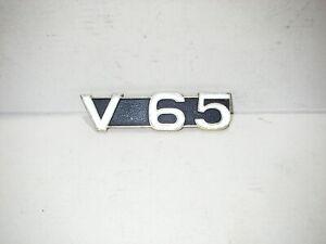 Original Logo Side Fairing Lettering Emblem Side Pannel Moto Guzzi V65