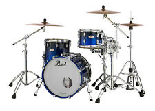 Pearl Reference Shell Pack Ultra Blue Fade 22x16 12x8 16x16 Drums Free Bags/Ship