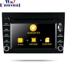 Android 9.0 Car DVD Player For Porsche 911/997/CAYMAN 2005-2008 Auto Navi Stereo