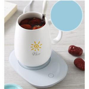 Heating Coaster Electric Cup Mug Coffee Milk Drink Warmer Heater Smart Tray Mat