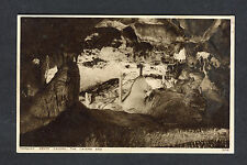 c1930s View of Kent's Cavern, The Cavern End Caves. Torquay