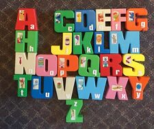 sesame street alphabet blocks