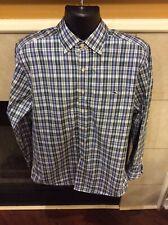 Vineyard Vines Men's Performance Long Sleeve Slim Fit Tucker Shirt Size L Large