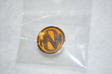 RARE NEW Hanson Orange Symbol Lapel Pin!