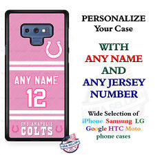 INDIANAPOLIS COLTS FOOTBALL NEW JERSEY PHONE CASE COVER FOR iPHONE SAMSUNG