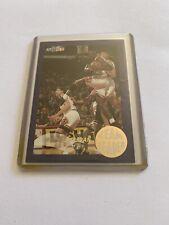 92-93 Fleer Michael Jordan!!  Team Leader #4 Card HOF Bulls UNC MVP