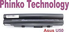 New Battery for ASUS A33-U50 U50A U50F U50V U50Vg U80V-B2 A31-U20 10.8V 4400 mAh