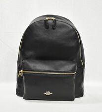 Coach Charlie F29004 Backpack Bag - Black