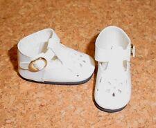 "14/"" Betsy Doll Shoes 50mm LIGHT PURPLE Heart Cut for P-90 Toni Hopscotch Hill"