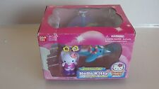 NEW HELLO KITTY SEA PARADISE DOLPHIN YACHT DREAM WORLD TOY SET