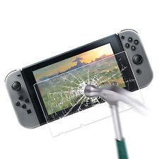 Nintendo Switch 9H Panzerglas Schutzglas Displayschutzfolie Hartglas Neu 2.5D