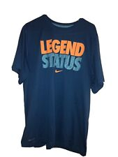 nike dri fit shirt xl 'Legend status'