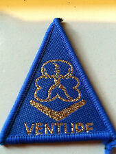 Girl Guides / Scouts Venture
