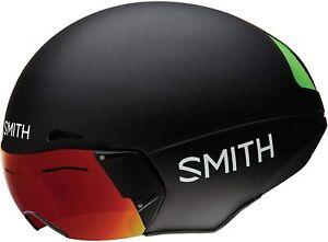 Smith Podium TT MIPS Aero Bicycle Helmet - Size Large - Matte Black - New