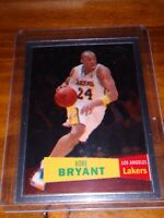 KOBE BRYANT 2008 Topps Chrome  (1957 Variation Parallel) LA LAKERS MAMBA MINT