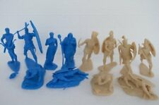 LOD War at Troy Heroes of Illiad Set #3 Achilles Trojans Greeks Toy Soldier