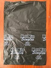 New Mutt Mitt Single Ply Dog Waste / Poop Pick Up Bag, 400-Count Poopy Diapers