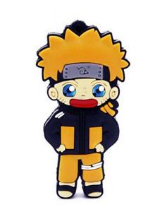 Naruto Uzumaki Shipuden Itachi Uchiha Gaara Rock Lee USB Stick Speicher Neu 32GB