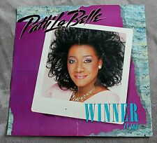 Patti LaBelle Winner in you 1986 Soul R&B Music Poster Gvg C5